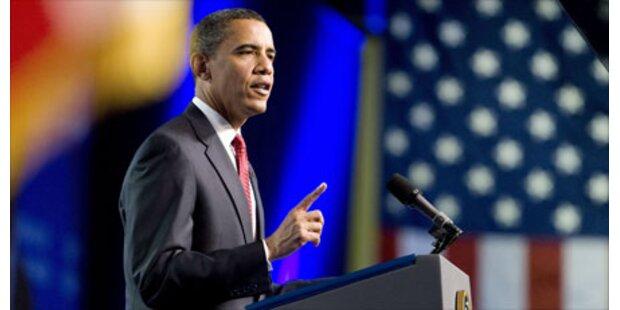 Obama bestätigt US-Abzug aus Irak