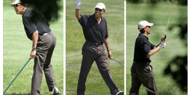 Streit um Obamas Luxusurlaub