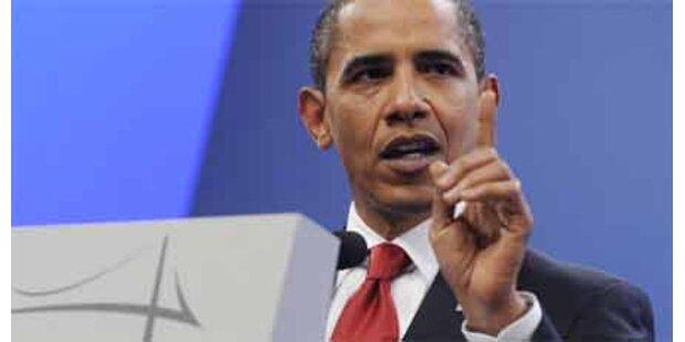 Obama droht Iran mit Militäreinsatz