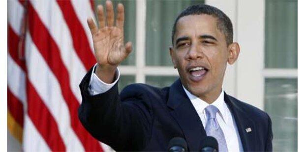 Obamas Umfragewerte steigen wieder