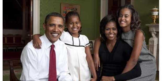 Neues First Family-Foto