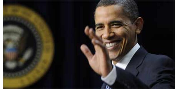 Obama bekommt Friedensnobelpreis