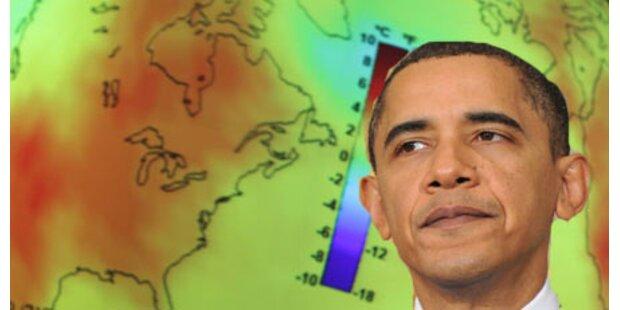 Alle hoffen auf Barack Obama