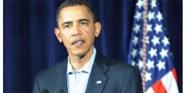 Obama gibt Al-Kaida die Schuld