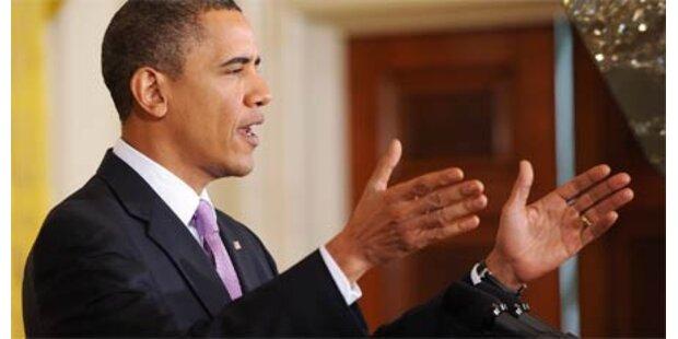 Obama setzt Banken Grenzen