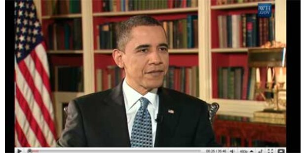 Obama verbietet bemannten Mondflug