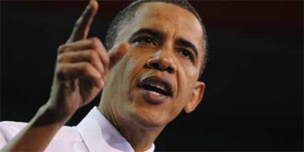 Republikaner stellen sich hinter Obama