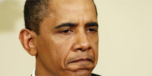 Amerikaner glauben Obama ist Muslime
