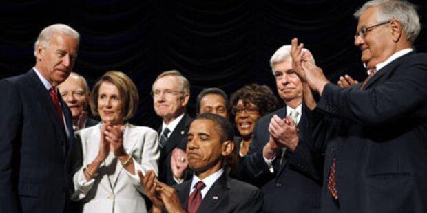 Obama unterzeichnete Finanzmarkt-Reform