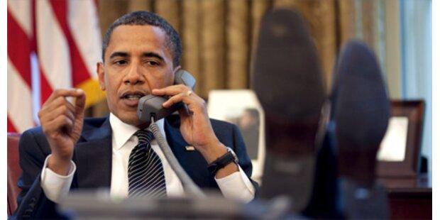 Streit in USA über Nobelpreis an Obama
