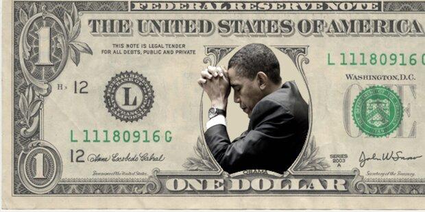 USA stehen vor dem Finanzkollaps