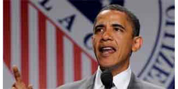 Obama informiert Fans per SMS über seinen Vize