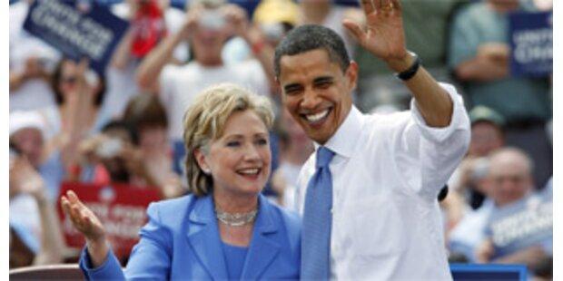 Obama sprach von Wandel - und holt alte Bekannte