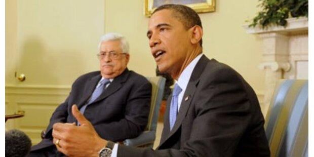 Obama fordert von Israel Siedlungsstopp