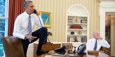 Obama wirbt für Angriff auf Syrien