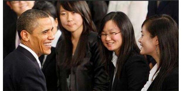 Barack Obama twittert nicht