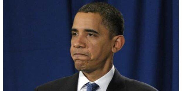 Obama von China böse brüskiert