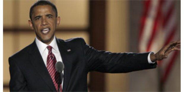 Obamas Rede in Auszügen