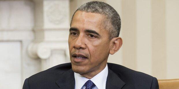 Heftige Kritik Obamas an Trumps Äußerungen