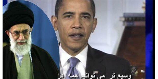 Iran weist Obamas Dialogangebot zurück
