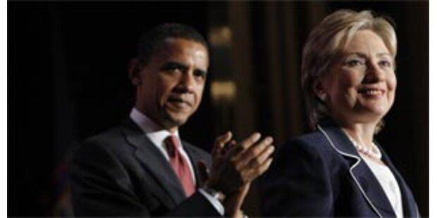 Clinton-Fans sorgen für Spannung im Wahlkampf