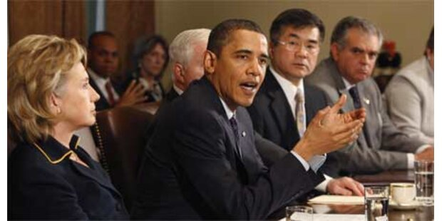 Obama legt Afghanistan-Kurs fest