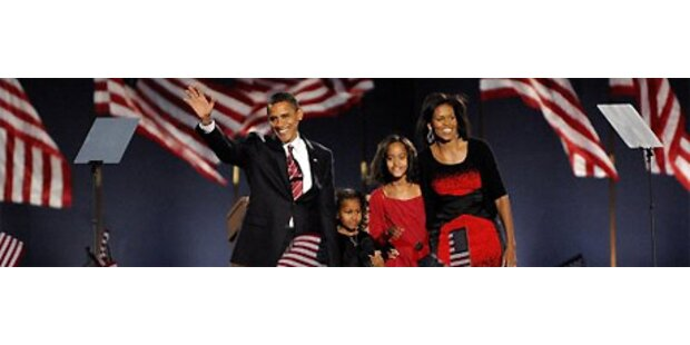Barack Obama neuer US-Präsident