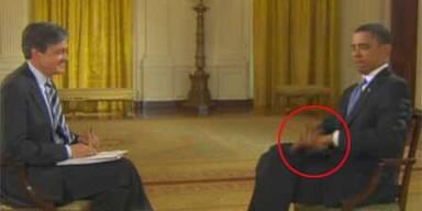 Obama killt Fliege live im TV