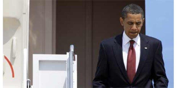Obama entging