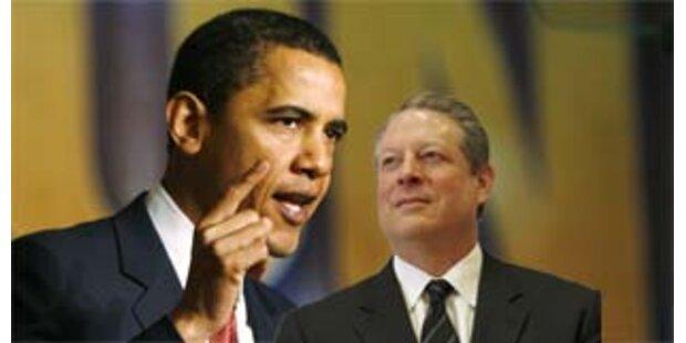 Obama will Al Gore in sein Kabinett holen
