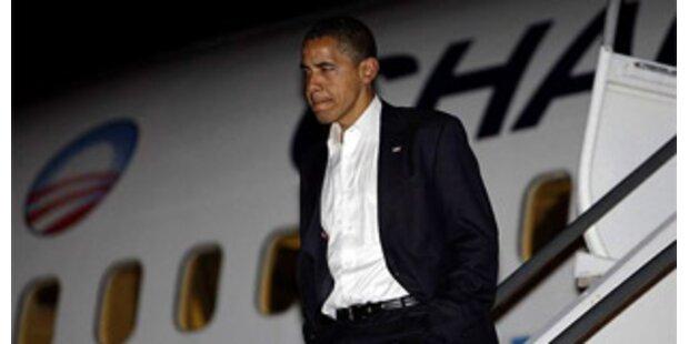 Obama besucht seine kranke Oma auf Hawaii
