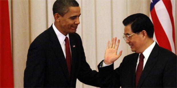 Hu: Noch viel bei Menschenrechten zu tun