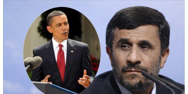 Ahmadinejad will Rede-Duell mit Obama