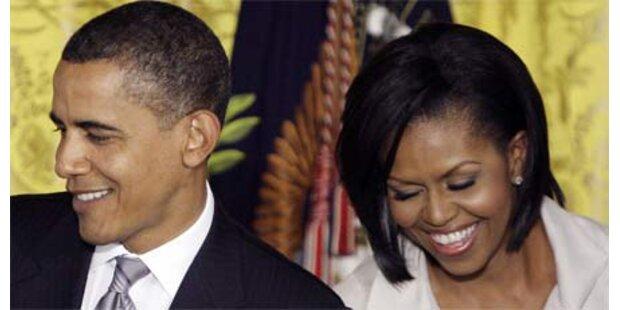 Obama macht sich über Klingelton lustig