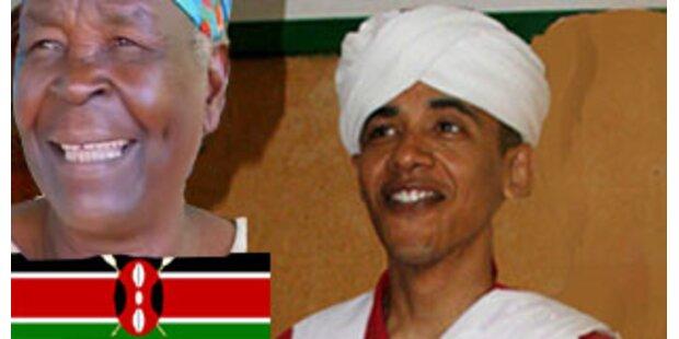 Obamas Familie in Kenia will Polizeischutz