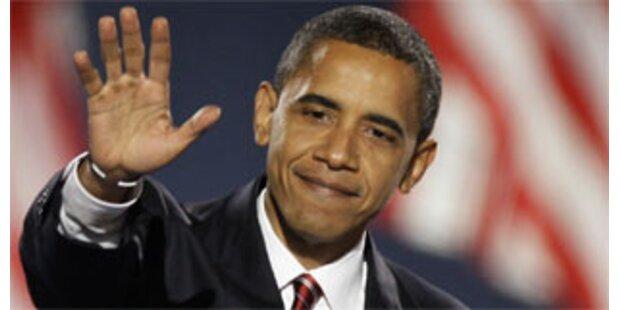 Obamas Amtseinführung wird zum Mega-Event
