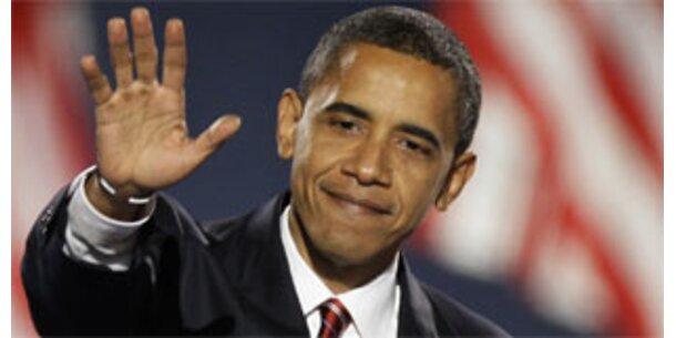 Obama ist größtes Medienereignis seit 2000