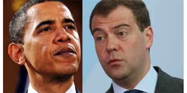 USA und Russland wollen abrüsten
