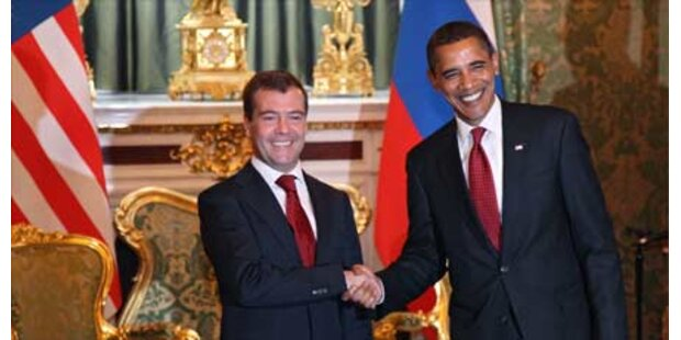 USA und Russland vereinbaren Abrüstung