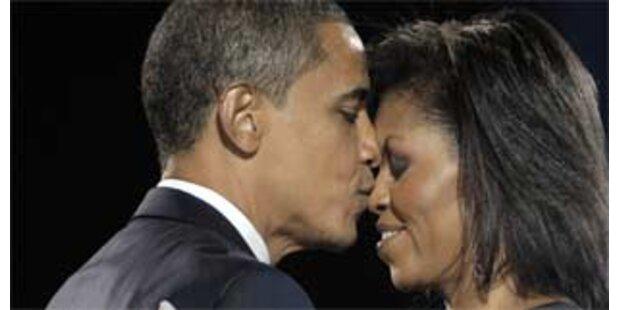 Michelle Obama verrät Intimes über ihren Mann