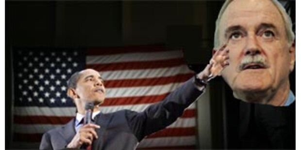 Monty Python-Star will für Obama Reden schreiben