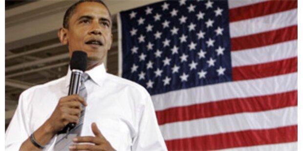 79 Prozent der Österreicher würden Obama wählen