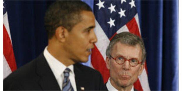 Obamas Gesundheitsminister gibt auf