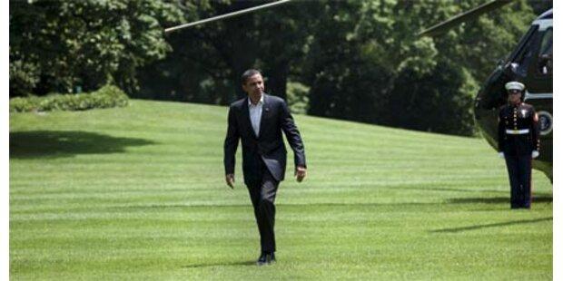 Obama will 600.000 neue Jobs schaffen