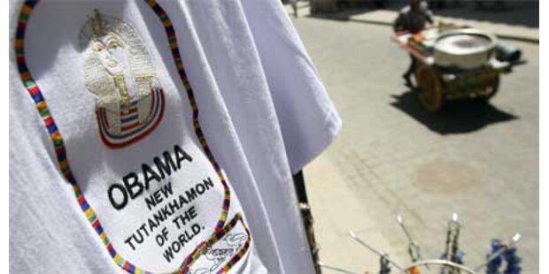 Obama lobt Weisheit von König Abdallah