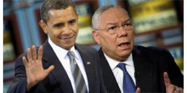 Powell soll Obama-Regierung beraten