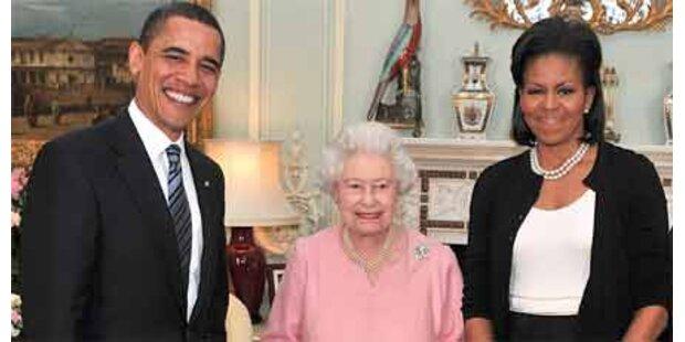 Queen bekam von Obama einen iPod
