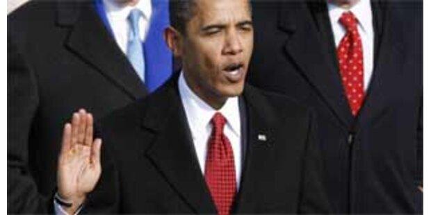 Die Welt setzt große Hoffnungen in Obama