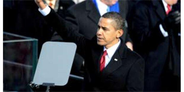 Obamas Kommunismus-Hinweis in China gestrichen