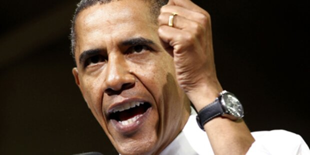 Obama kämpft gegen drastische Pleite